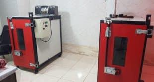 لیست قیمت دستگاه سبزی خشک کن نیمه صنعتی